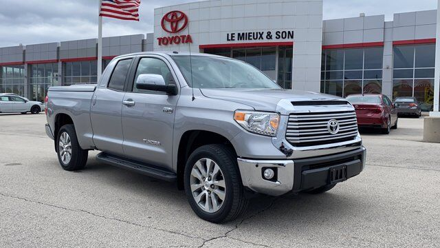 2016 Toyota Tundra 4WD Truck LTD Green Bay WI
