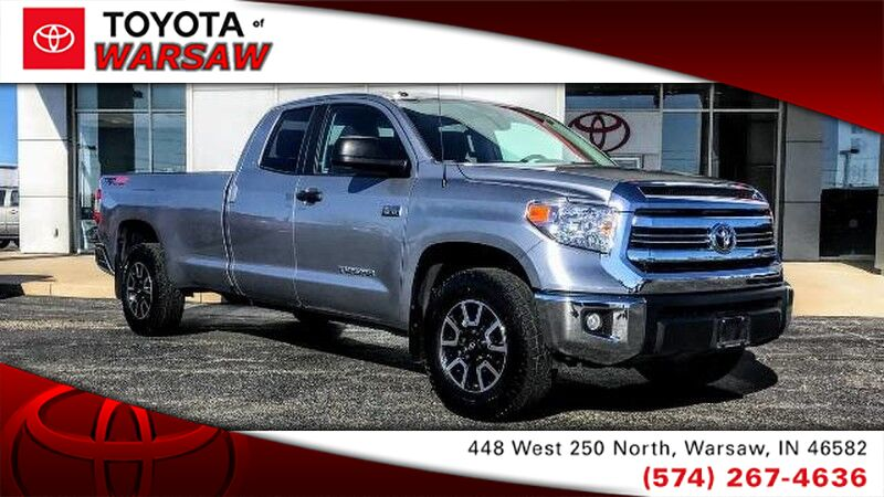 2016 Toyota Tundra For Sale >> 2016 Toyota Tundra 4wd Truck Sr5 Long Bed
