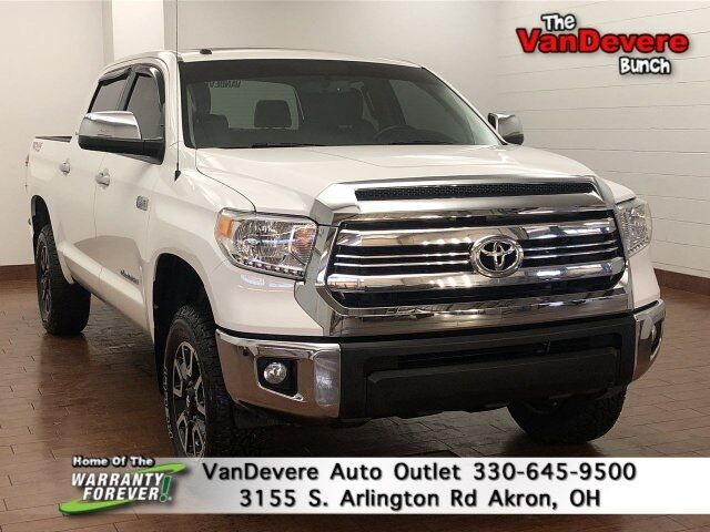 2016 Toyota Tundra Limited Akron OH