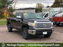 2016 Toyota Tundra Limited Double Cab 5.7L V8 6-Spd AT South Burlington VT