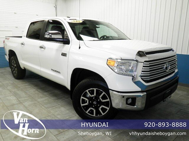 2016 Toyota Tundra Limited Plymouth WI