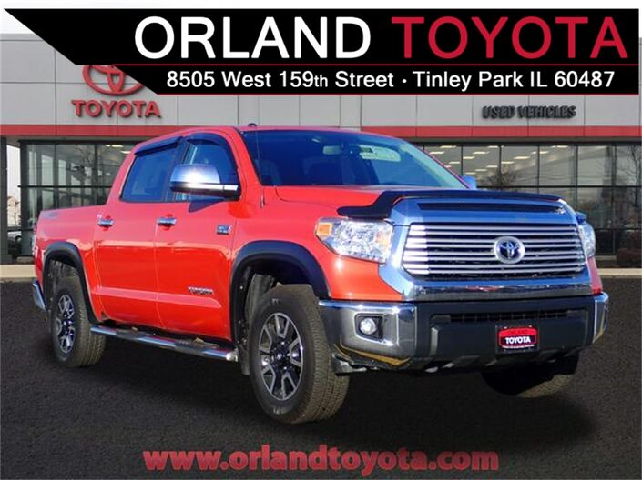 2016 Toyota Tundra Limited Tinley Park IL