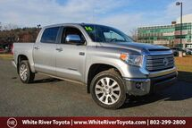 2016 Toyota Tundra Limited White River Junction VT