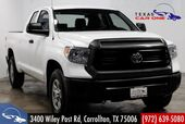 2016 Toyota Tundra SR 4.8L V8 DOUBLE CAB AUTOMATIC LEATHER SEATS REAR CAMERA BLUETO