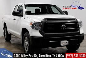 2016_Toyota_Tundra_SR 4.8L V8 DOUBLE CAB AUTOMATIC LEATHER SEATS REAR CAMERA BLUETO_ Carrollton TX