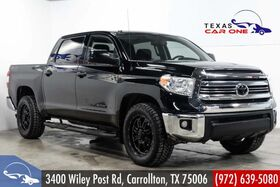 2016_Toyota_Tundra_SR5 4.6L V8 CREWMAX TSS OFF-ROAD NAVIGATION REAR CAMERA_ Carrollton TX