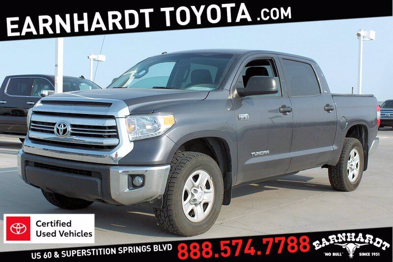 2016 Toyota Tundra SR5 4WD CrewMax *1-Owner*