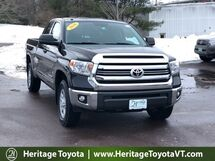 2016 Toyota Tundra SR5 Double Cab 4.6L V8 6-Spd AT South Burlington VT