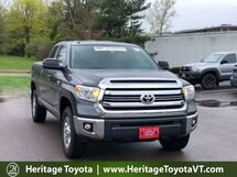 2016 Toyota Tundra SR5 Double Cab 5.7L V8 6-Spd AT South Burlington VT