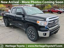 2016 Toyota Tundra SR5 TRD Off-Road Double Cab 5.7L V8 6-Spd AT South Burlington VT