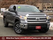 2016 Toyota Tundra SR5 TRD Off-Road White River Junction VT