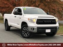 2016 Toyota Tundra SR5 White River Junction VT