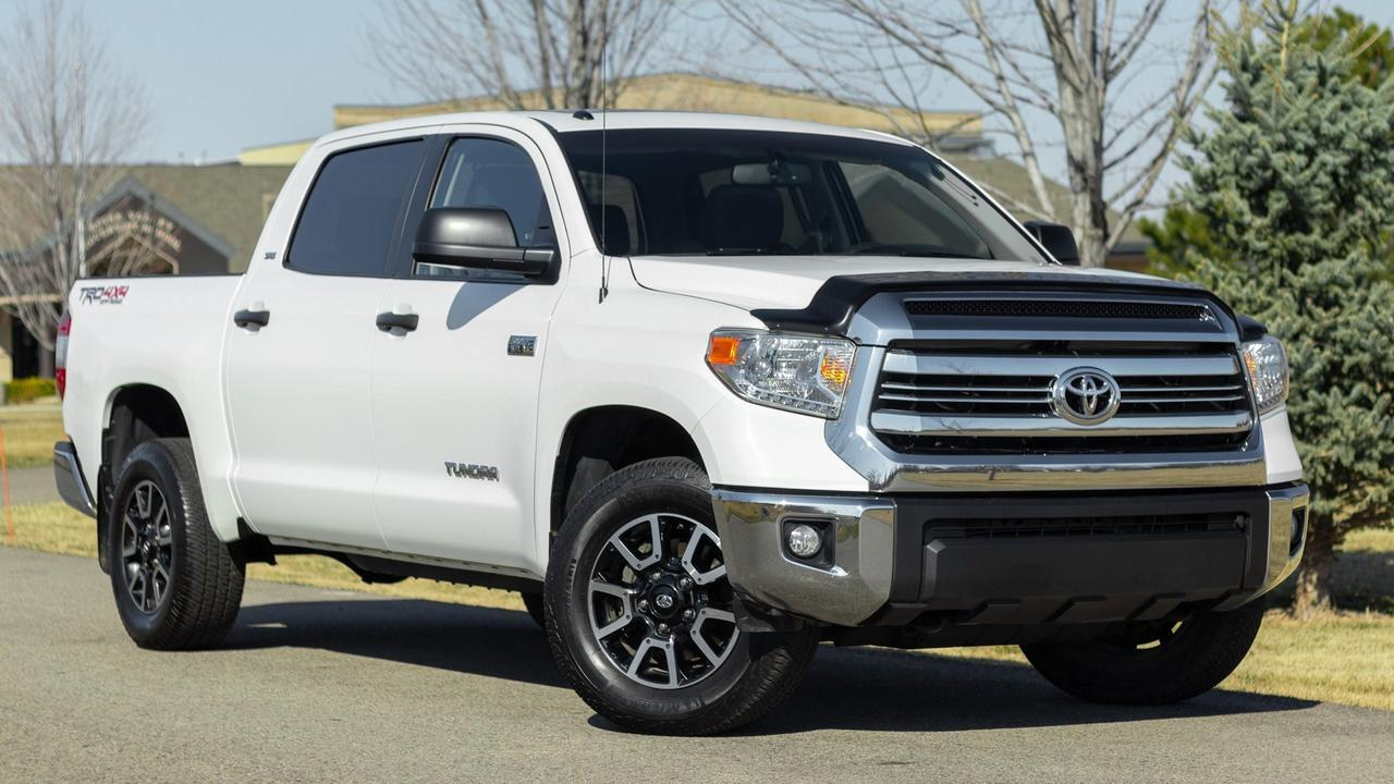 2016 Toyota Tundra TRD Off Road Boise ID