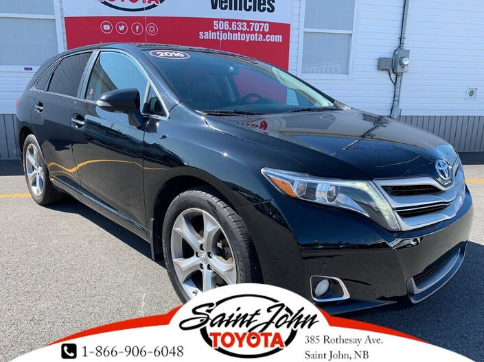 2016 Toyota Venza V6 - UNBEATABLE DEAL!! Saint John NB