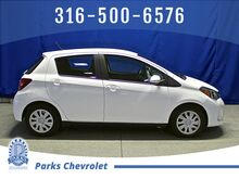 2016_Toyota_Yaris_L_ Wichita KS
