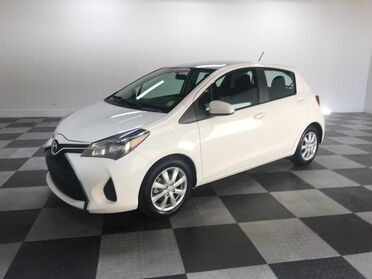 2016_Toyota_Yaris_L_ Chattanooga TN