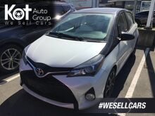 2016_Toyota_Yaris_LE! GREAT ON GAS! HATCHBACK! MANUAL!_ Victoria BC