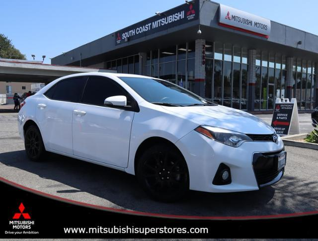 2016 Toyota s spacial edition L