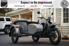 2016 Ural Gear Up Asphalt Custom