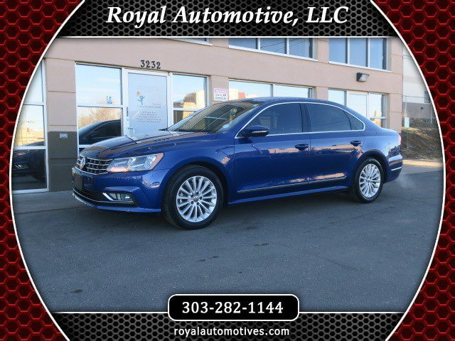 2016 VOLKSWAGEN PASSAT 1.8T SE w/Technology Englewood CO