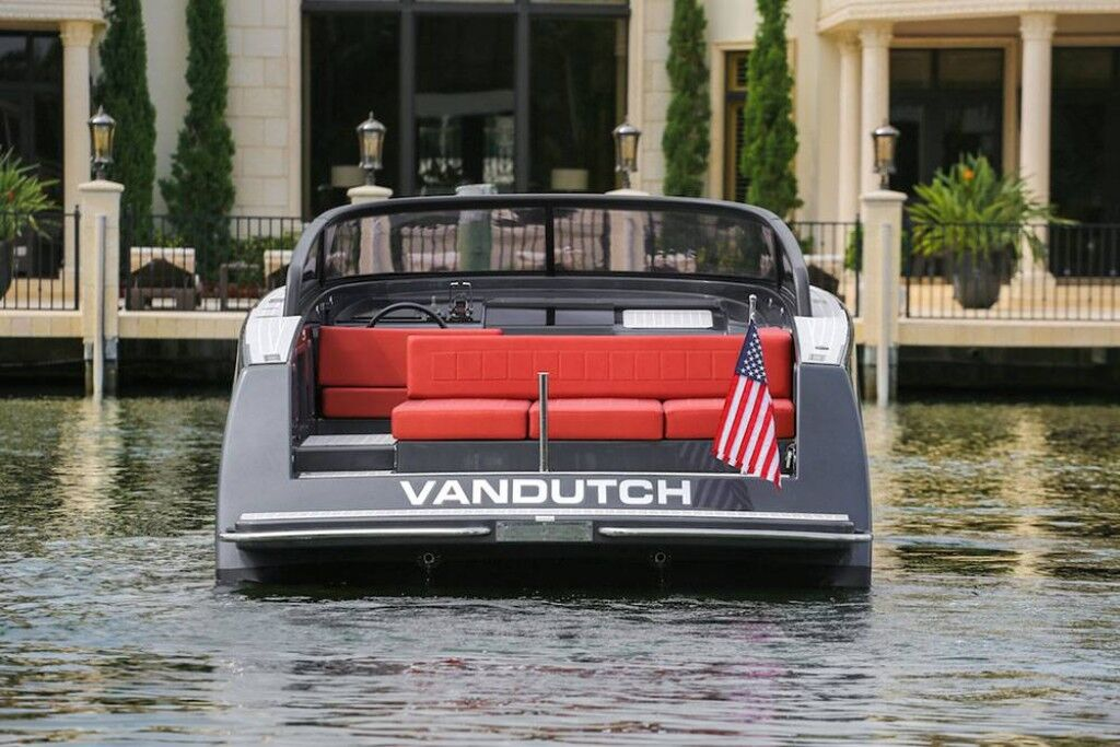 2016 VanDutch 30 North Miami Beach FL