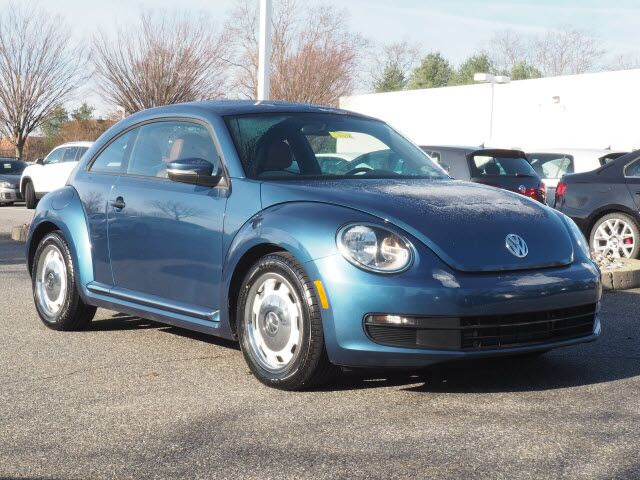 2016 Volkswagen Beetle 1.8T Classic PZEV West Chester PA