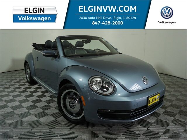 2016 Volkswagen Beetle 1.8T Denim Elgin IL
