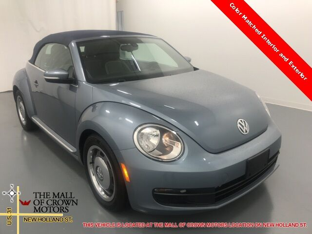 2016 Volkswagen Beetle 1.8T Holland MI