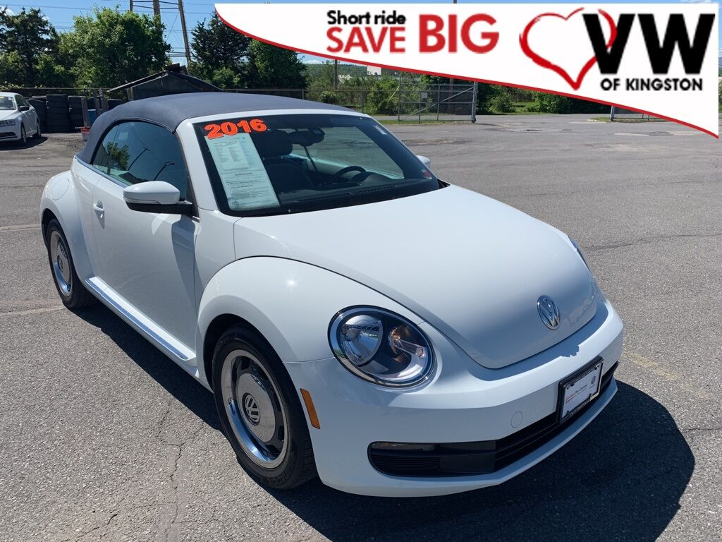 2016_Volkswagen_Beetle_1.8T_ Kingston NY