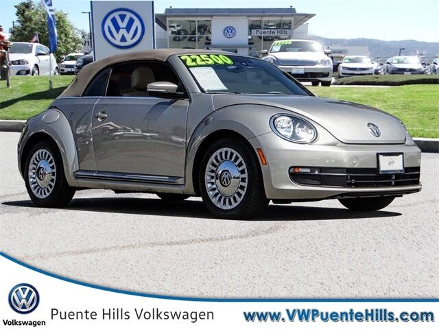 2016 Volkswagen Beetle 1.8T S City of Industry CA