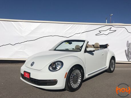 2016_Volkswagen_Beetle_1.8T S_ El Paso TX