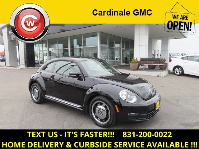 2016 Volkswagen Beetle 1.8T S Seaside CA