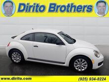 2016_Volkswagen_Beetle_1.8T S_ Walnut Creek CA
