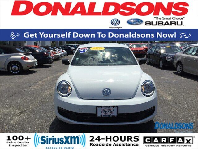 2016 Volkswagen Beetle 1.8T S w/PZEV Sayville NY