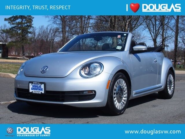 2016 Volkswagen Beetle 1.8T SE Summit NJ