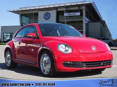 2016 Volkswagen Beetle 1.8T SEL PZEV West Chester PA