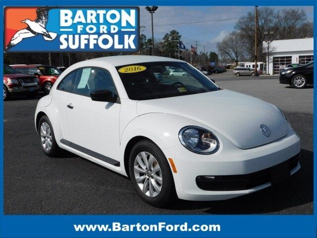 2016 Volkswagen Beetle 1.8T Suffolk VA