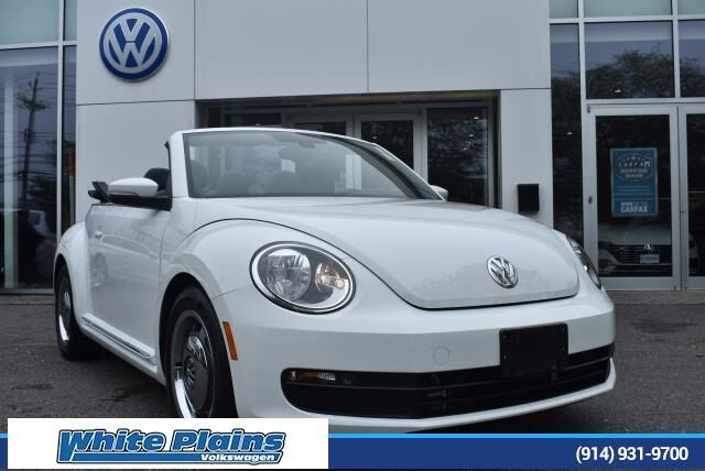 2016 Volkswagen Beetle 1.8T White Plains NY