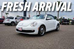 2016_Volkswagen_Beetle Convertible_1.8T Denim_ Brownsville TX