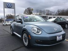 2016_Volkswagen_Beetle Convertible_1.8T Denim_ Ramsey NJ