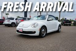 2016_Volkswagen_Beetle Convertible_1.8T Denim_ Rio Grande City TX