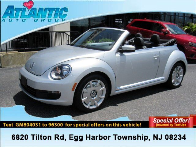 2016 Volkswagen Beetle Convertible 1.8T S Egg Harbor Township NJ