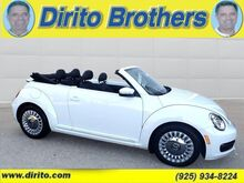 2016_Volkswagen_Beetle Convertible 1.8T S P4093_1.8T S_ Walnut Creek CA