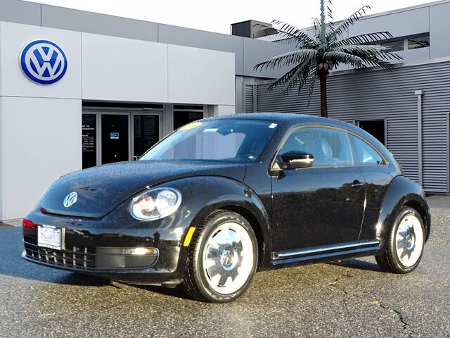 2016 Volkswagen Beetle Coupe  Providence RI