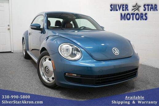 2016 Volkswagen Beetle Coupe 1.8T Classic Tallmadge OH