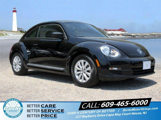 2016 Volkswagen Beetle Coupe 1.8T S South Jersey NJ