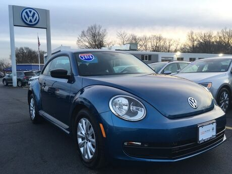2016 Volkswagen Beetle Coupe 1.8T S Ramsey NJ