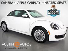 Volkswagen Beetle Coupe 1.8T SE *BACKUP-CAMERA, TOUCH SCREEN, HEATED FRONT SEATS, STEERING WHEEL CONTROLS, ALLOY WHEELS, BLUETOOTH, APPLE CARPLAY 2016