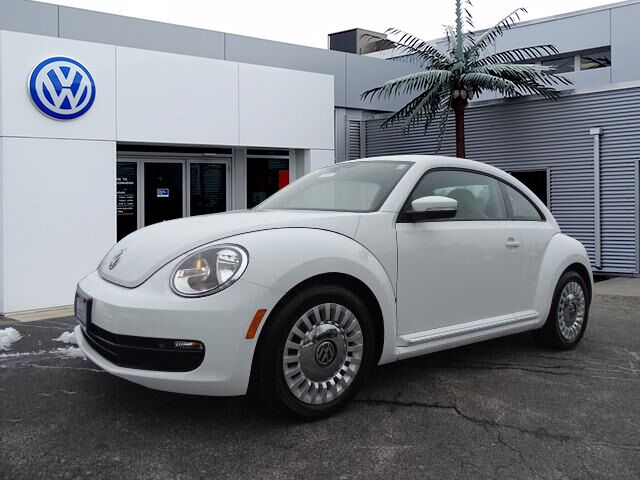 2016 Volkswagen Beetle Coupe 1.8T SE Providence RI