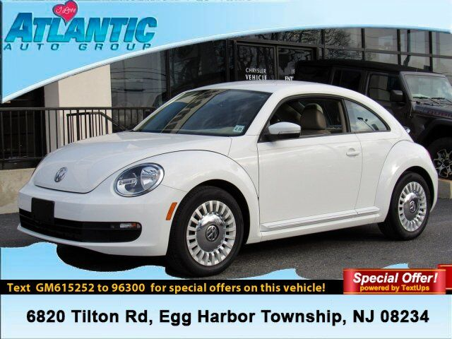 2016 Volkswagen Beetle Coupe 1.8T SE Egg Harbor Township NJ